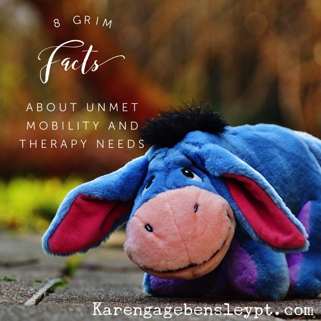 8 Grim Facts About Unmet Mobility and Therapy Needs Among Children with Disabilities – and Ways You Can Help