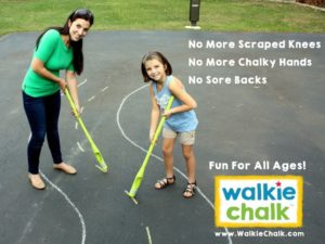 Walkie Chalk for all!